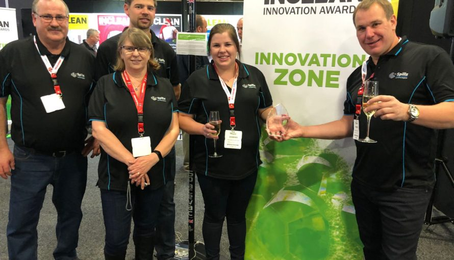 SpaceVac Wins Top Innovation Award in Australia